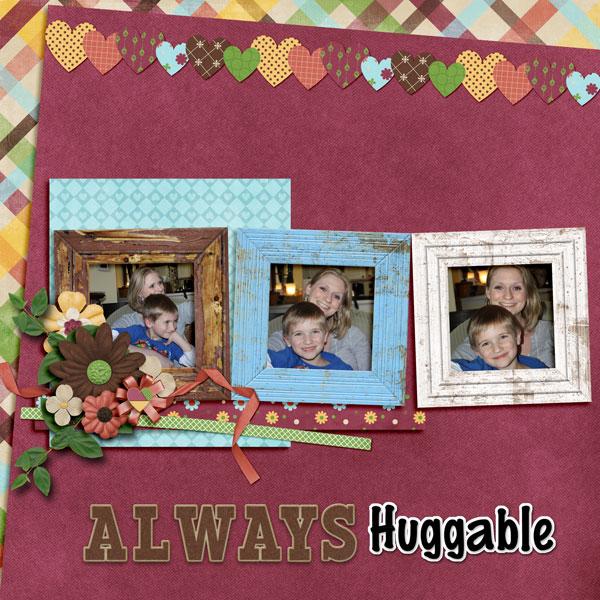 Always Huggable