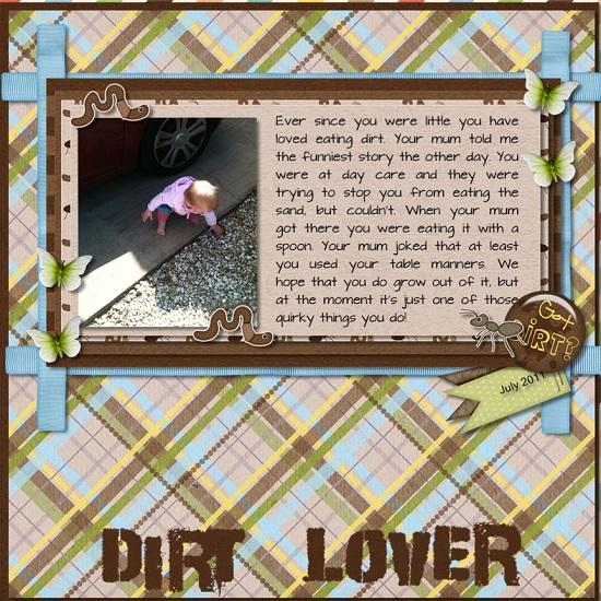Dirt Lover