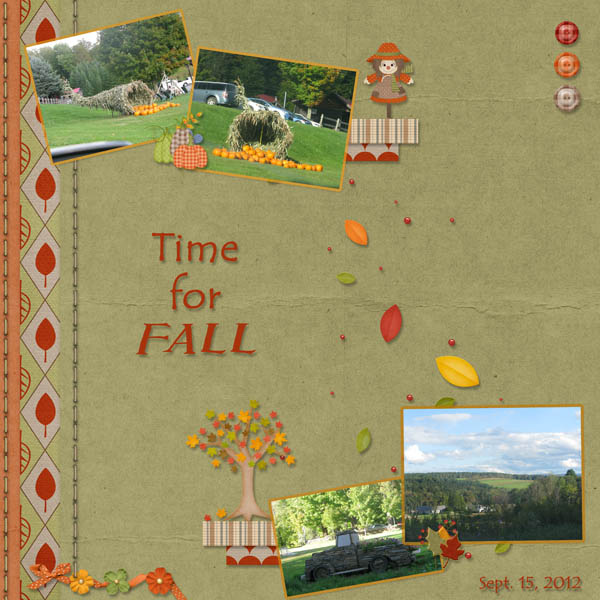 Time for Fall
