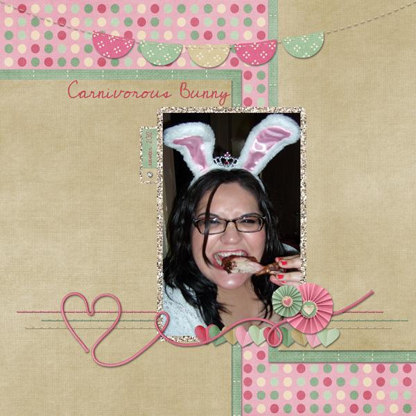 Carnivorous Bunny