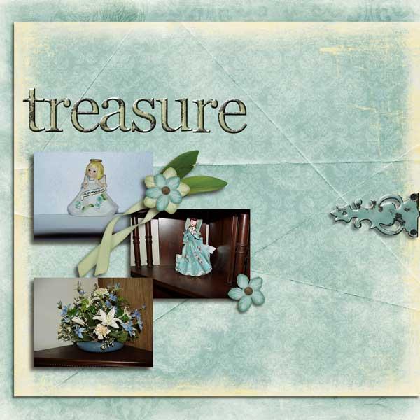 my treasures