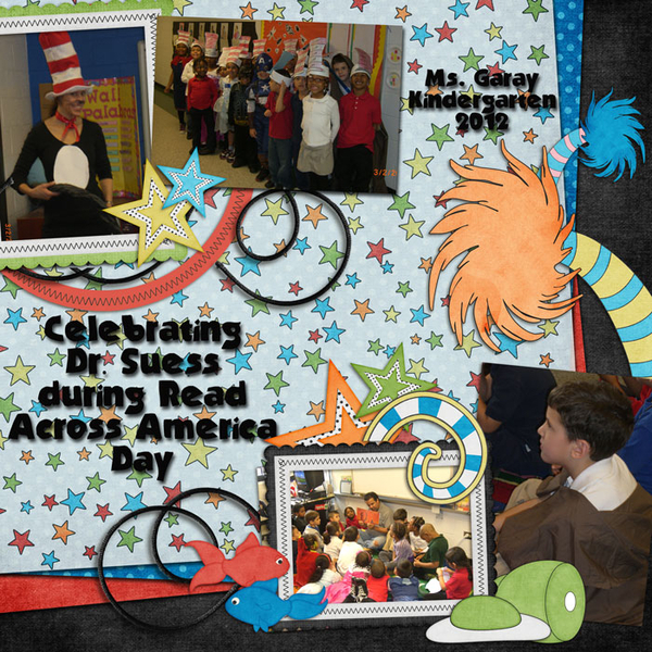 Read Across America Day 2012