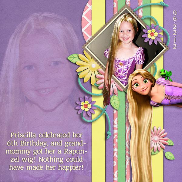 Princess Rapunzel