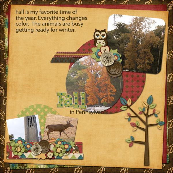 Fall in Pennsylvania