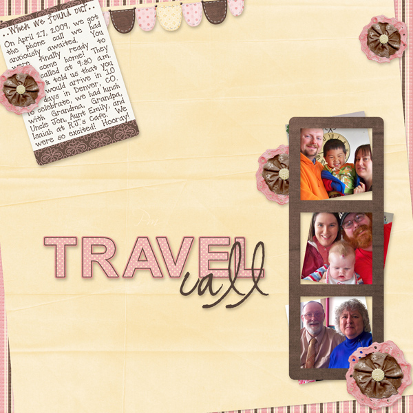 Travel Call