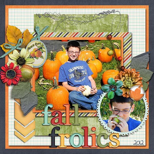 Fall Frolics
