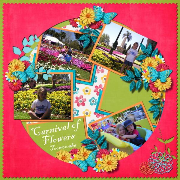 Carnival of Flowers