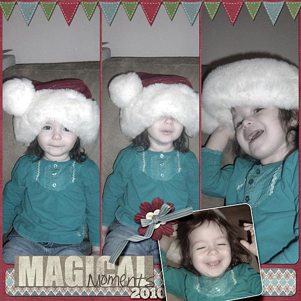 Santa Hat Fun