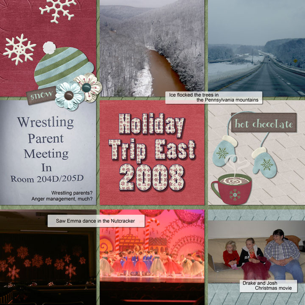 Holiday Trip East