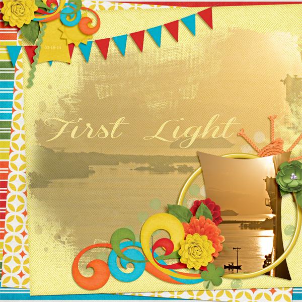 First Light- Honduras