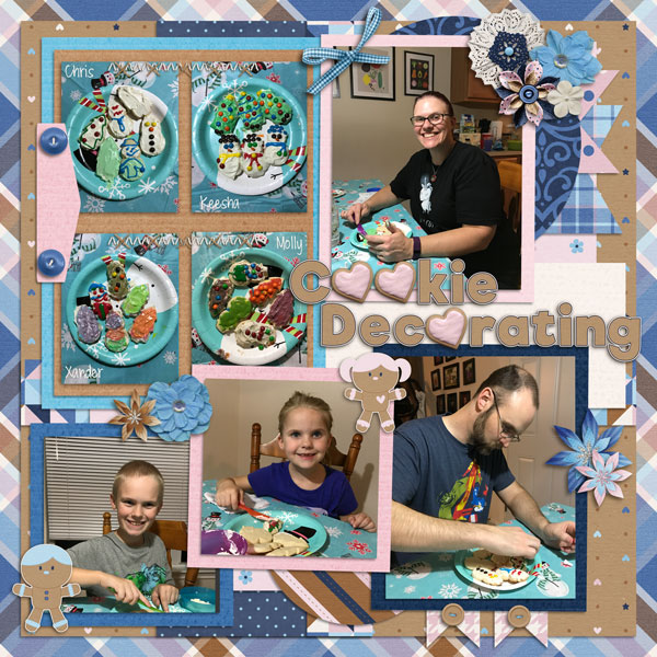 Cookie Decorating 2016