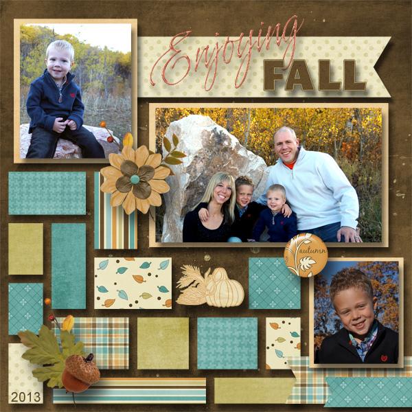 Enjoying Fall