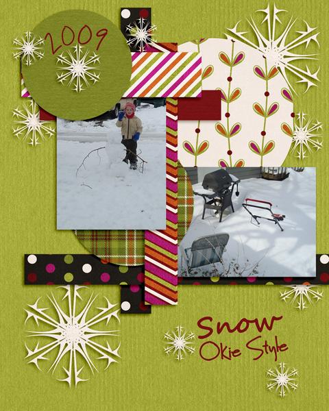 Snow Okie style