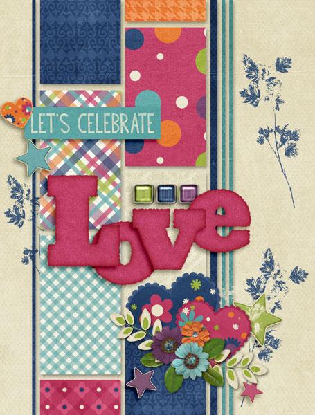 Let's Celebrate Love