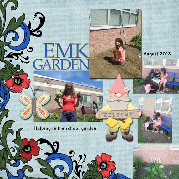 EMK Garden