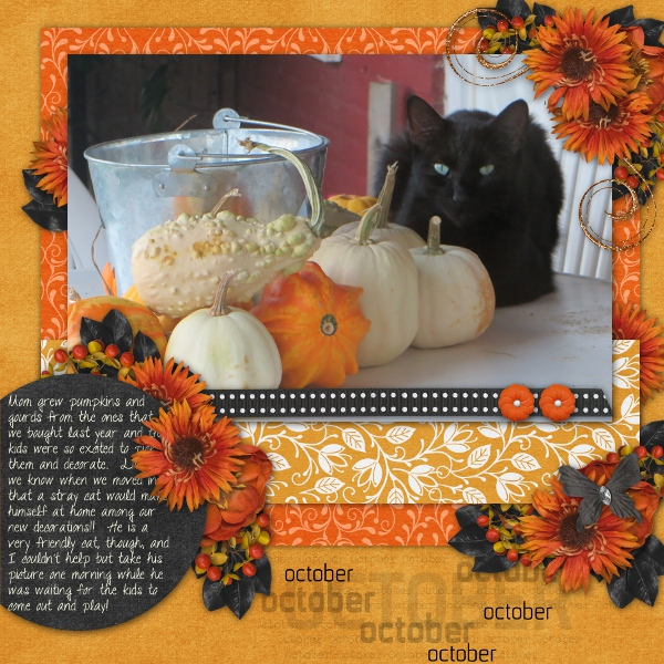 October Decorations