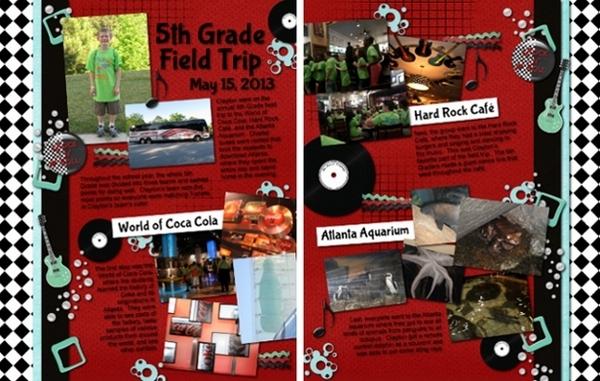 5th Grade Field Trip