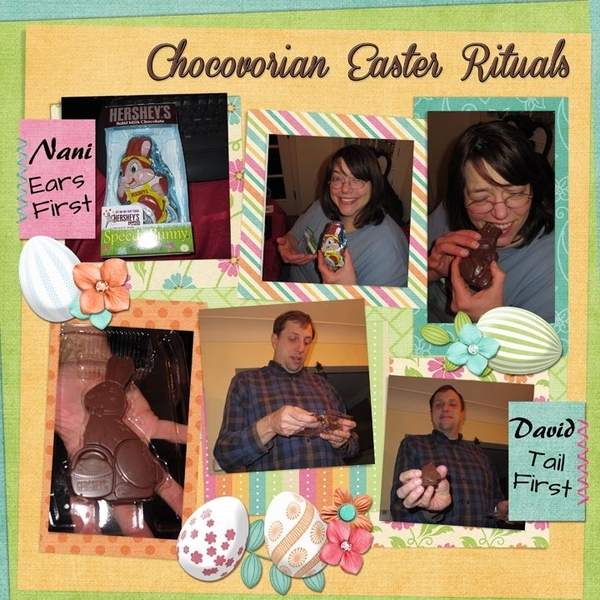 Chocovorian Easter Rituals