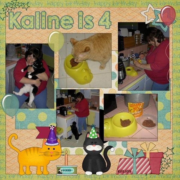 Kaline Is 4