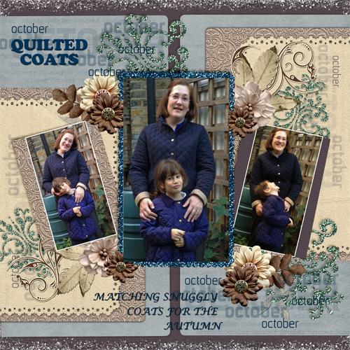 New coats!