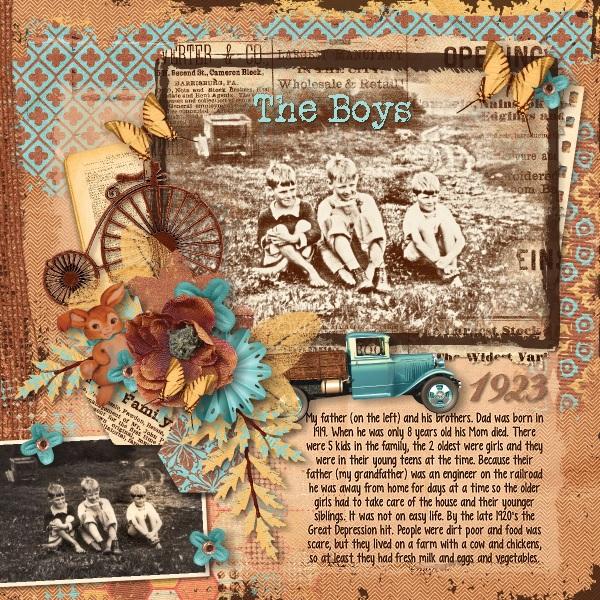 The Boys - 1923