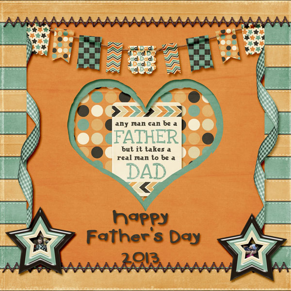 Happy Father's Day 2013
