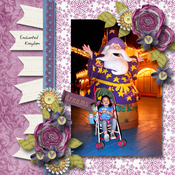 Enchanted Kingdom 2012