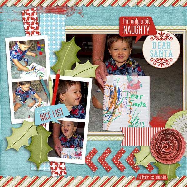 Letter to Santa 2013