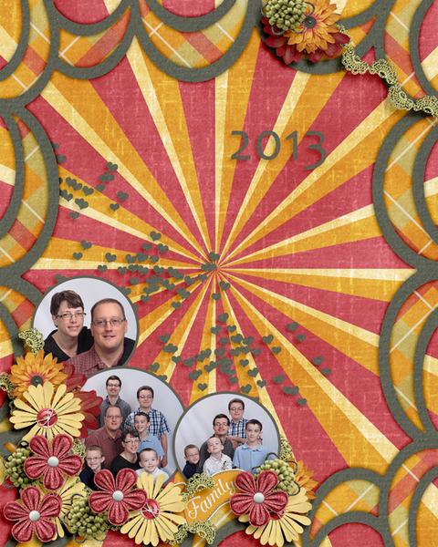 Family pics 2013