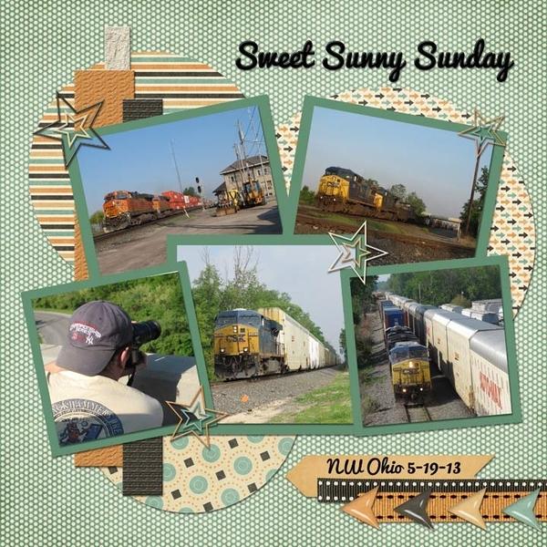 Sweet Sunny Sunday
