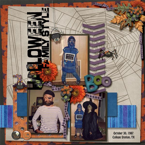 Halloween Family Style