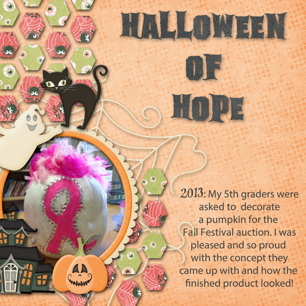 Halloween of Hope