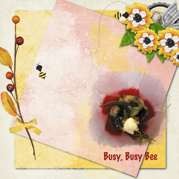 Busy, Busy Bee!