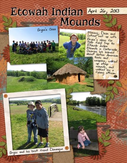 Etowah Field Trip