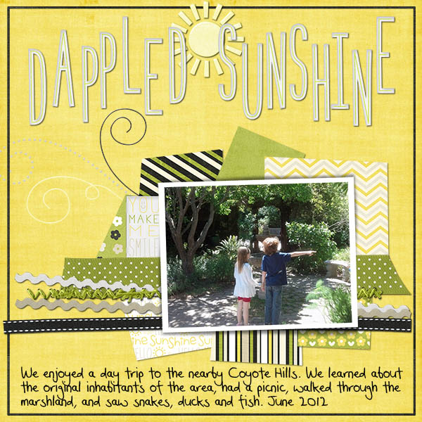 Daily Download 2013-05 - Dappled Sunshine