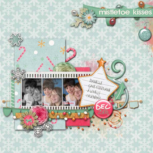 Mistletoe-Kisses