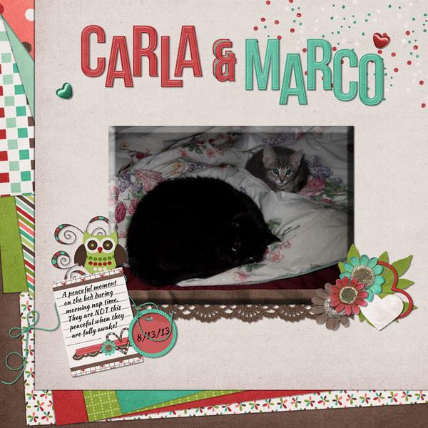 Carla & Marco