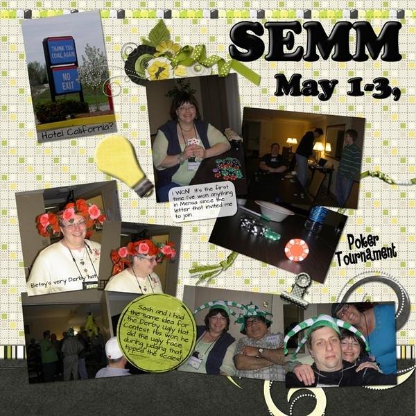 SEMMantics 2009 Page 1