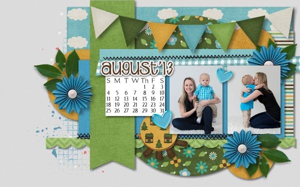 August 2013 Desktop