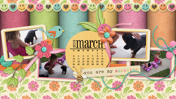 Feb 2013 Desktop Challenge