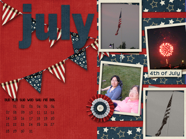 June Desktop