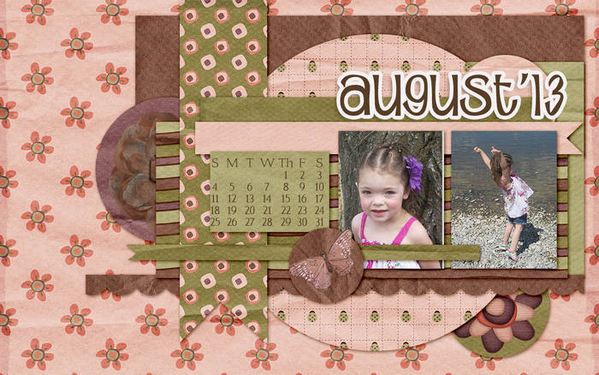2013 July Desktop Challenge