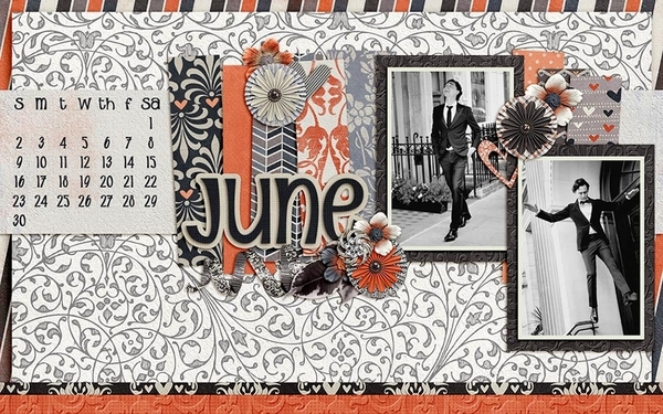 May 2013 Desktop Challenge