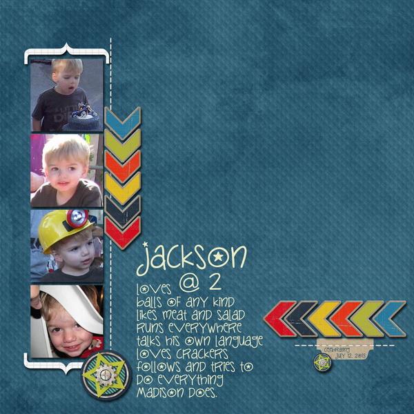 Jackson @ 2