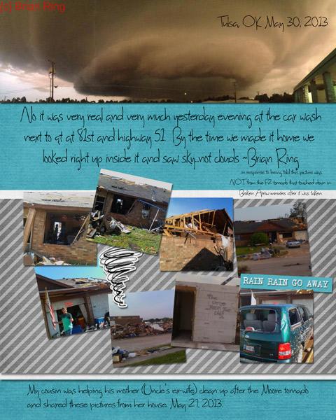 Oklahoma tornados