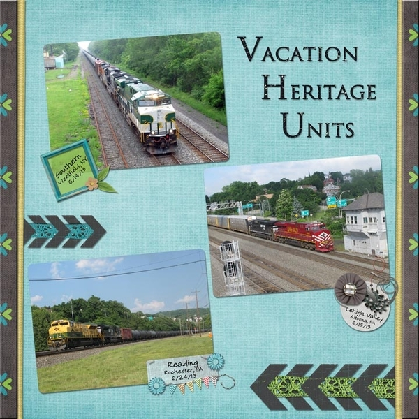 Vacation Heritage Units