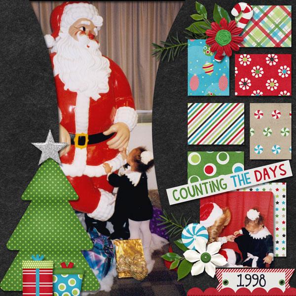 Santa visit 98