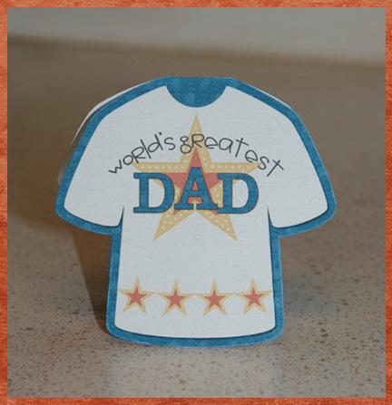 Dad Hybrid Card