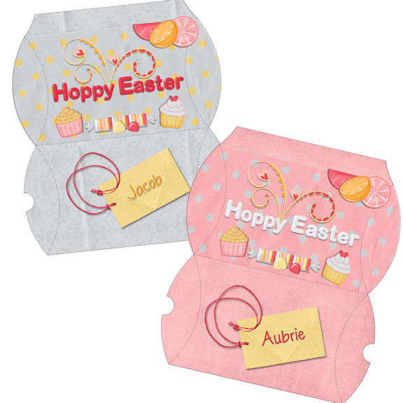 Hoppy Easter boxes