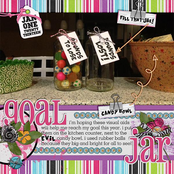 Goal Jar